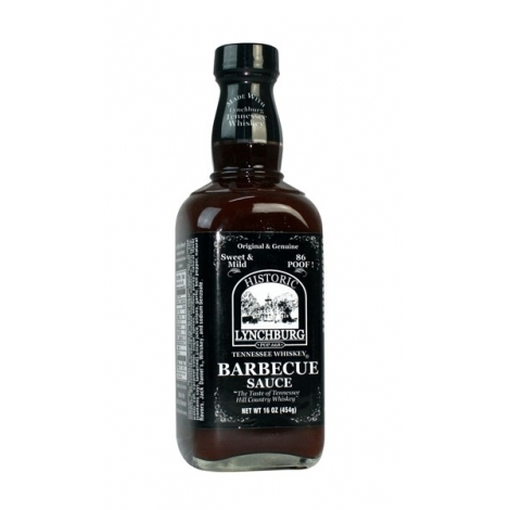 sauces | barbecue sauces | Tennessee Whiskey BBQ Sauce - 86 POOF, 7,90 ...