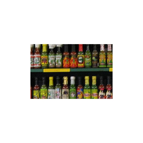hot sauces