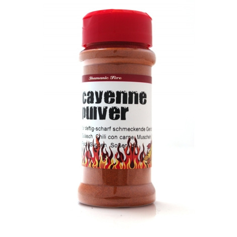 Cayenne chili powder 35gr