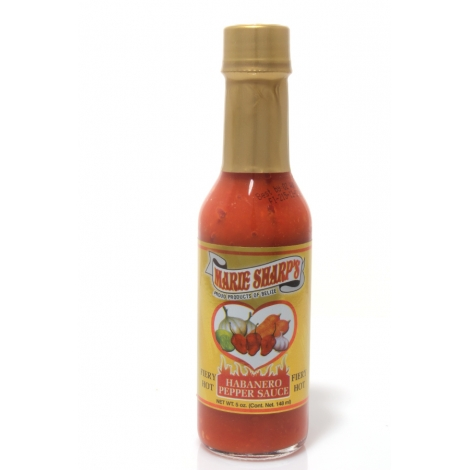 Marie Sharps Fiery Hot Habanero Sauce