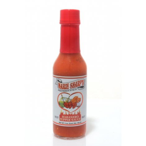 Marie Sharps Hot Habanero Sauce
