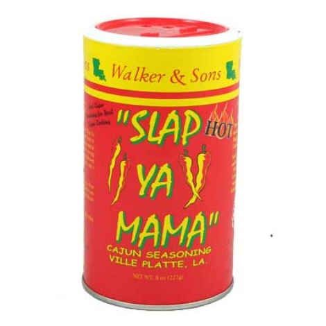 Slap Ya Mama Hot Cajun-Gewürz 8oz