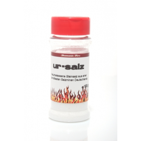 Ursalz - rock salt from Germany 100g
