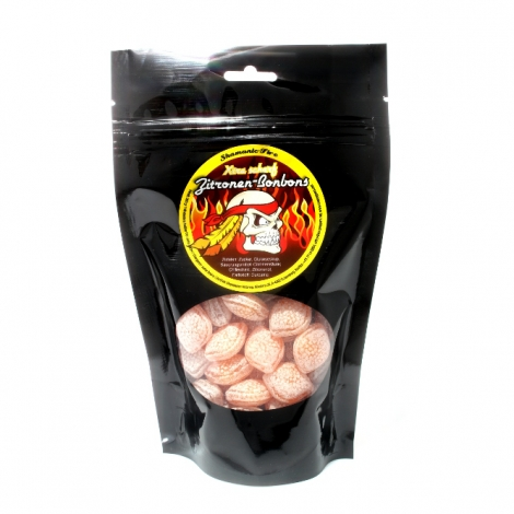 Lemon candies hot 200gr