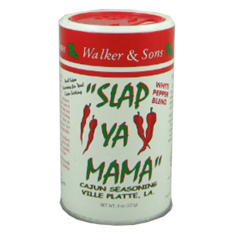 Slap Ya Mama White Pepper Blend Cajun-Gewürz 8oz