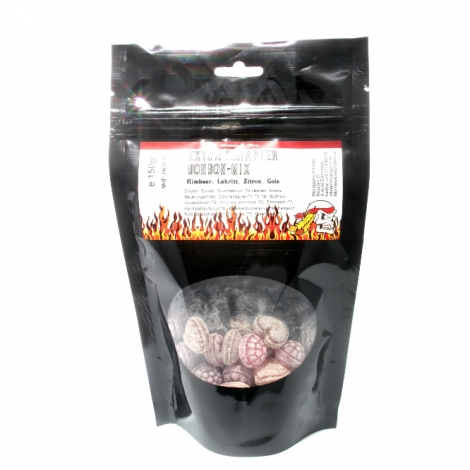 Mixed Candies extrahot 150gr