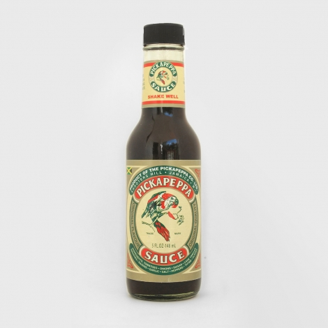 Pickapeppa Original Brown Sauce